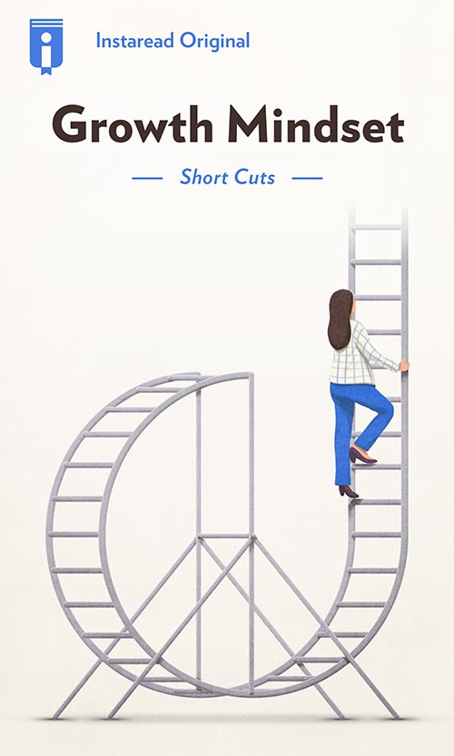 """Book Cover for """"Growth Mindset"""""""