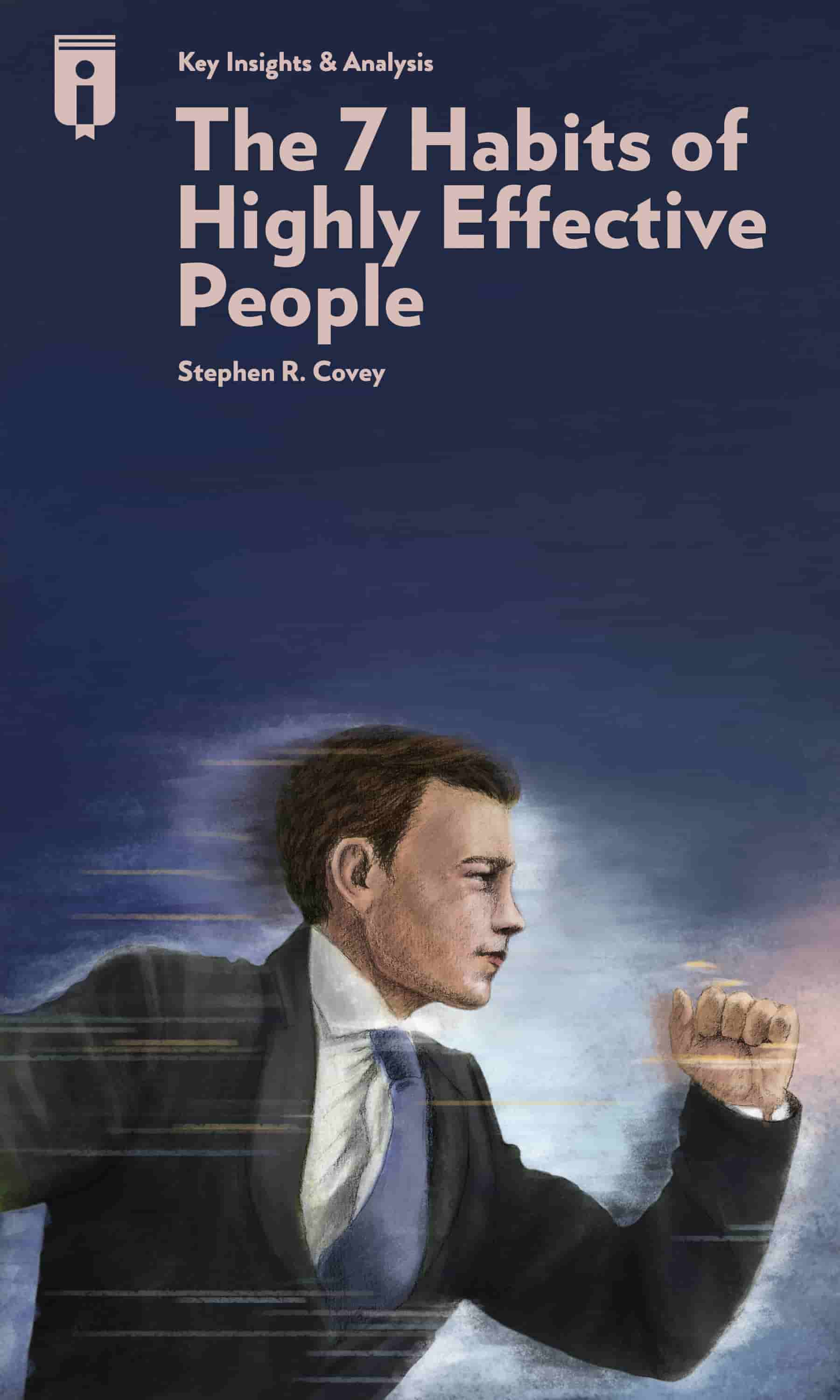 "Book Cover for ""The 7 Habits of Highly Effective People"""