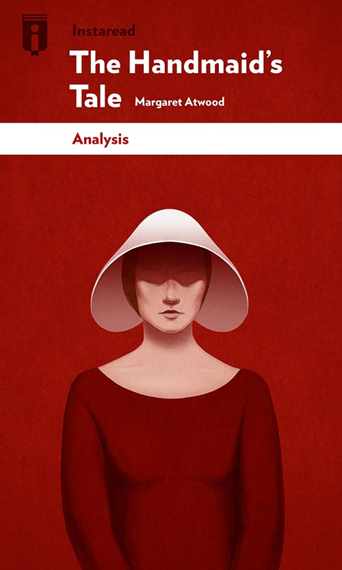 "Book Cover for ""The Handmaid's Tale"""