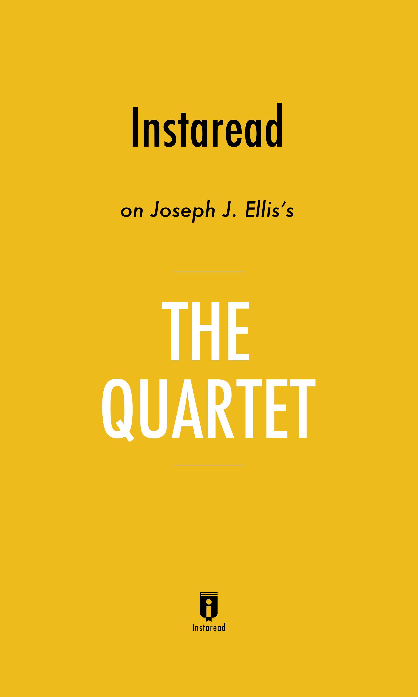 """Book Cover for """"The Quartet"""""""