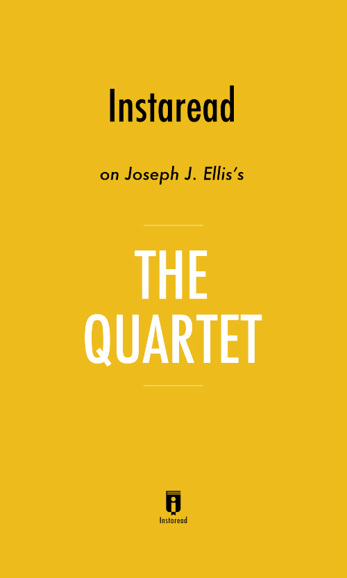 "Book Cover for ""The Quartet"""