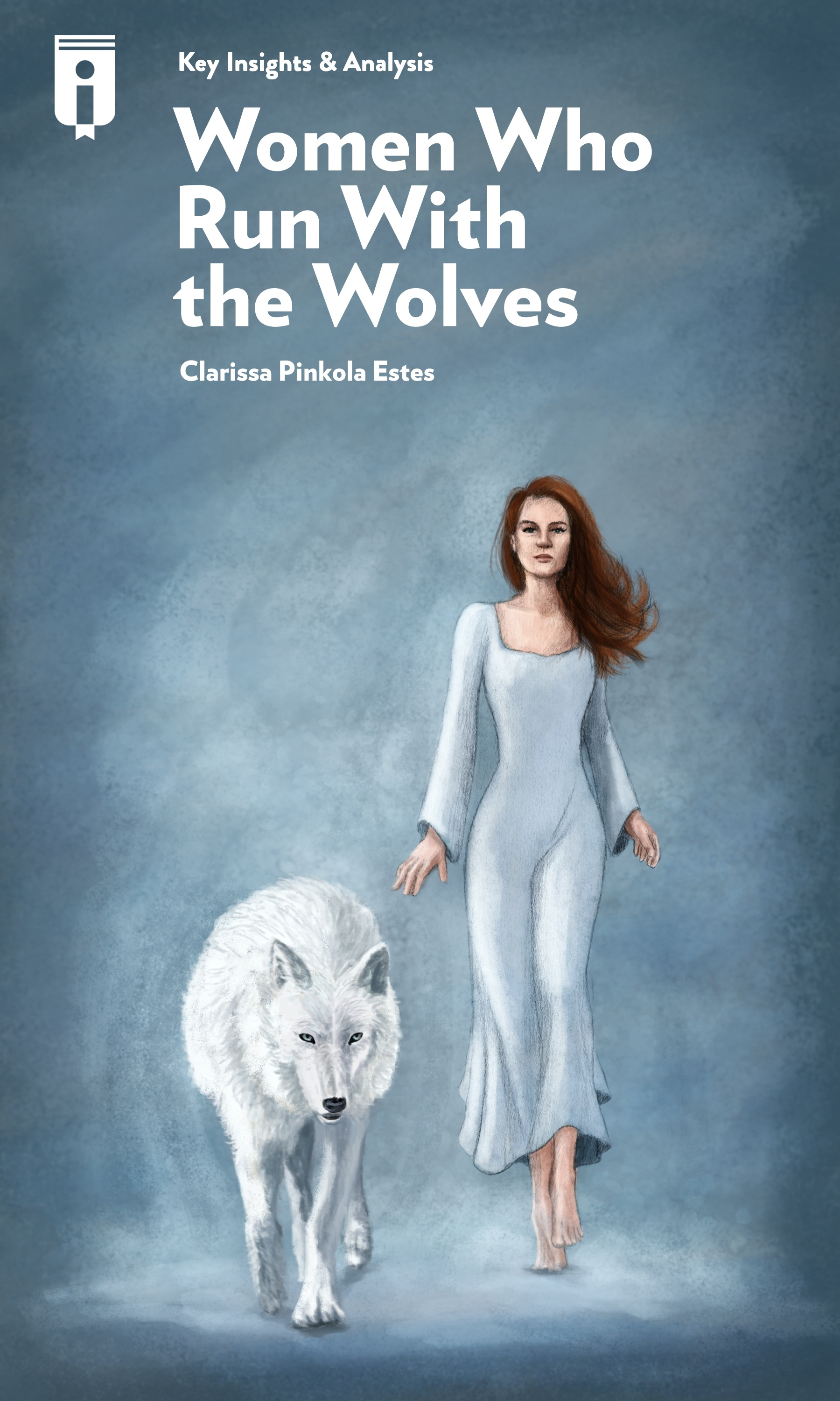 """Book Cover for """"Women Who Run With the Wolves"""""""