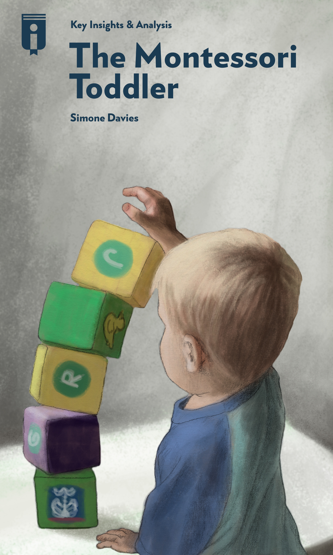 "Book Cover for ""The Montessori Toddler"""