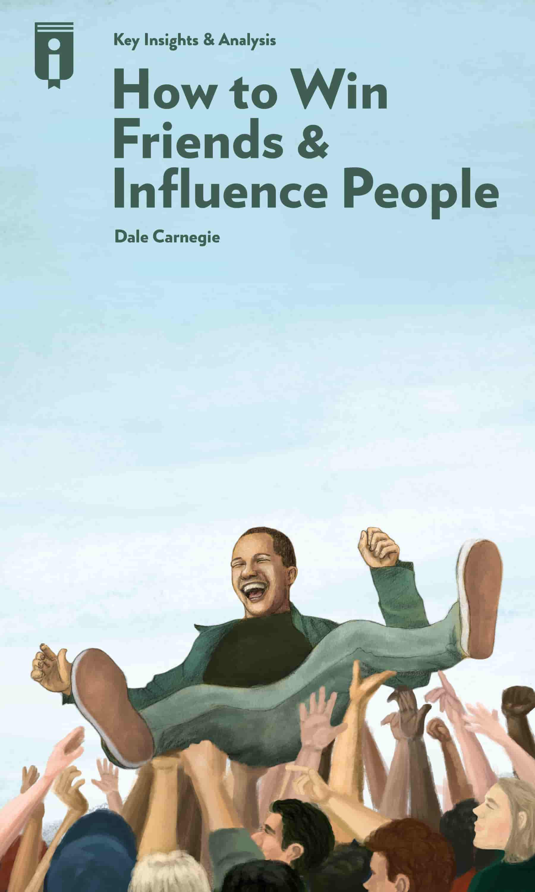 "Book Cover for ""How to Win Friends & Influence People in the Digital Age"""