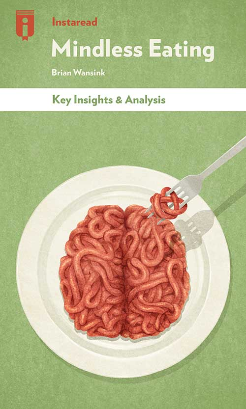 "Book Cover for ""Mindless Eating"""