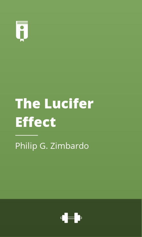 "Book Cover for ""The Lucifer Effect"""