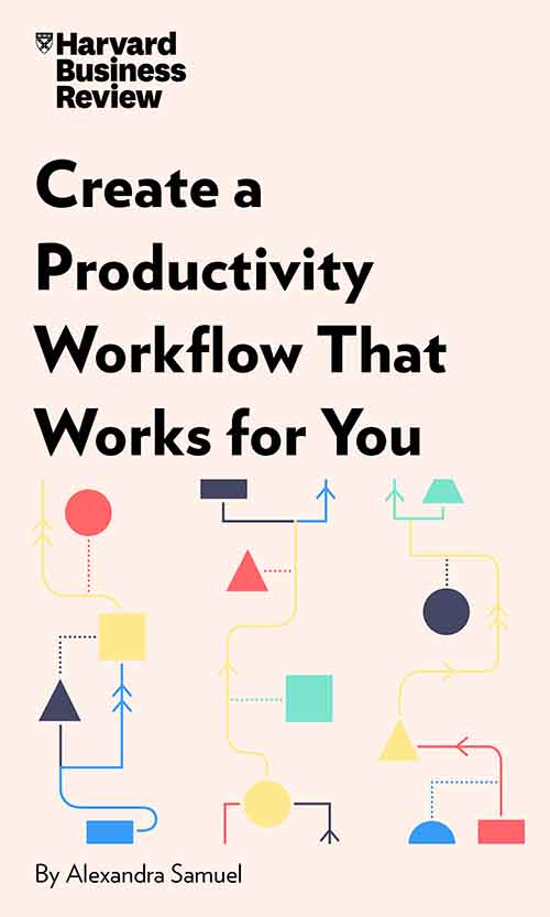 "Book Cover for ""Create a Productivity Workflow That Works for You"""