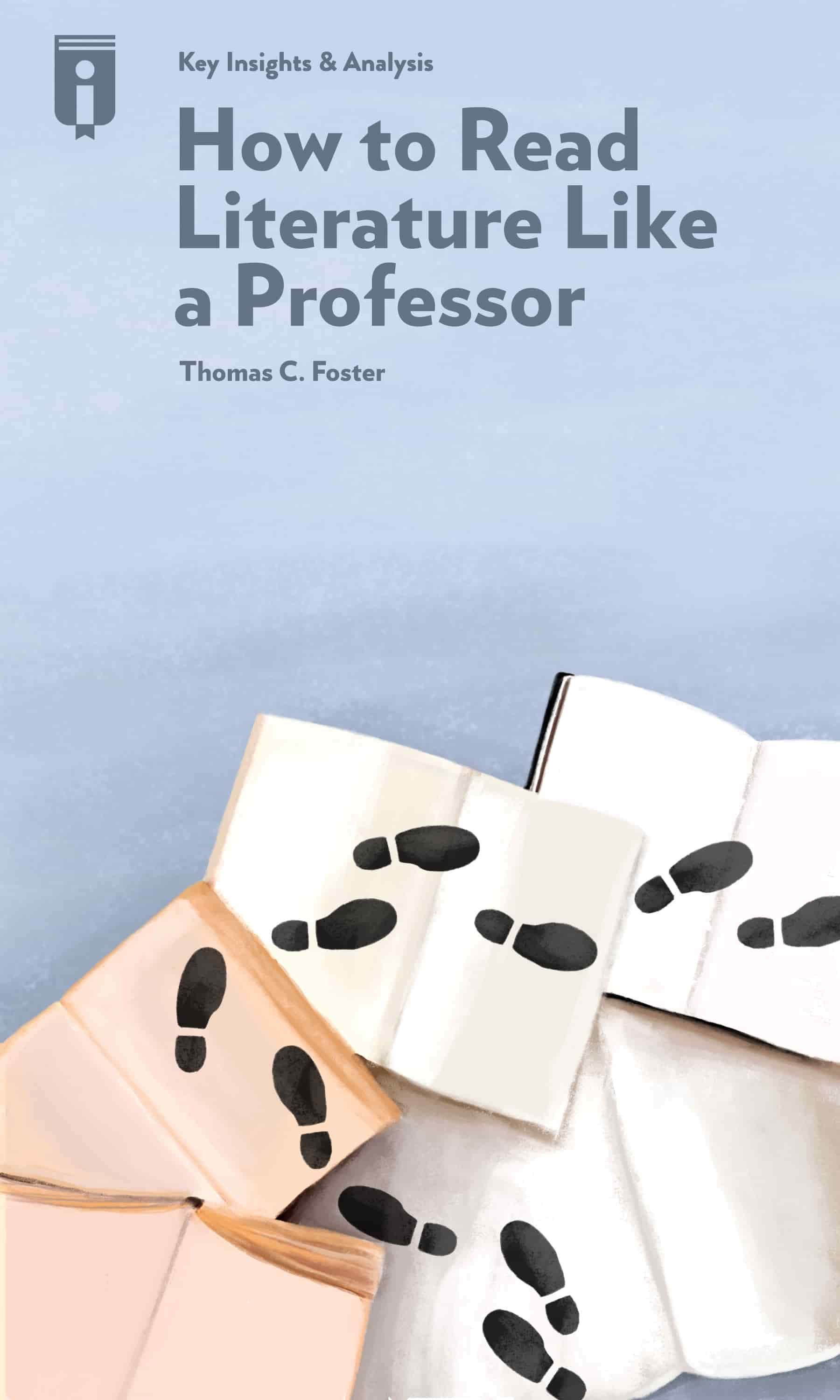 """Book Cover for """"How to Read Literature Like a Professor"""""""