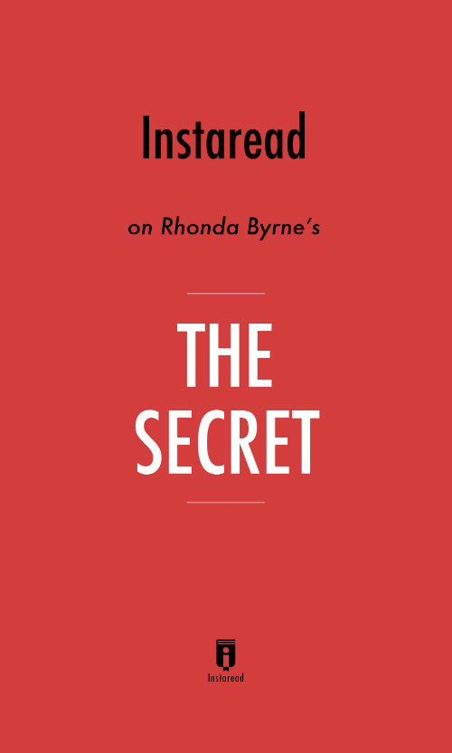 "Book Cover for ""The Secret"""