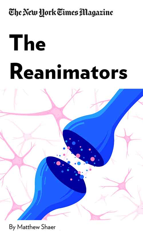 "Book Cover for ""The Reanimators"""