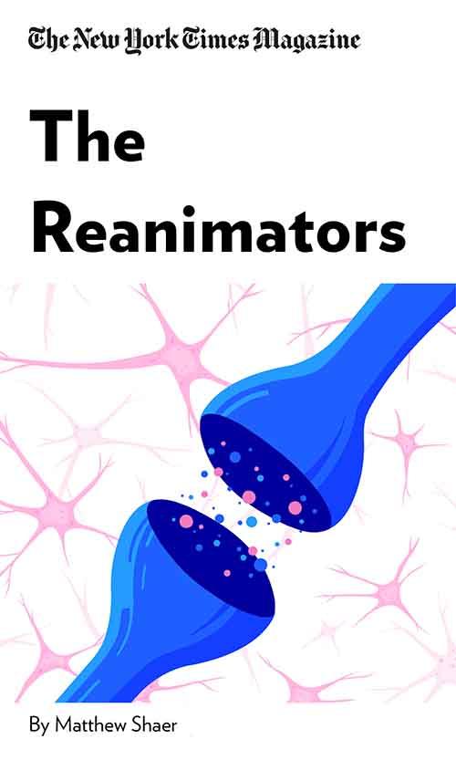 "Book Cover for ""The Reanimators"""