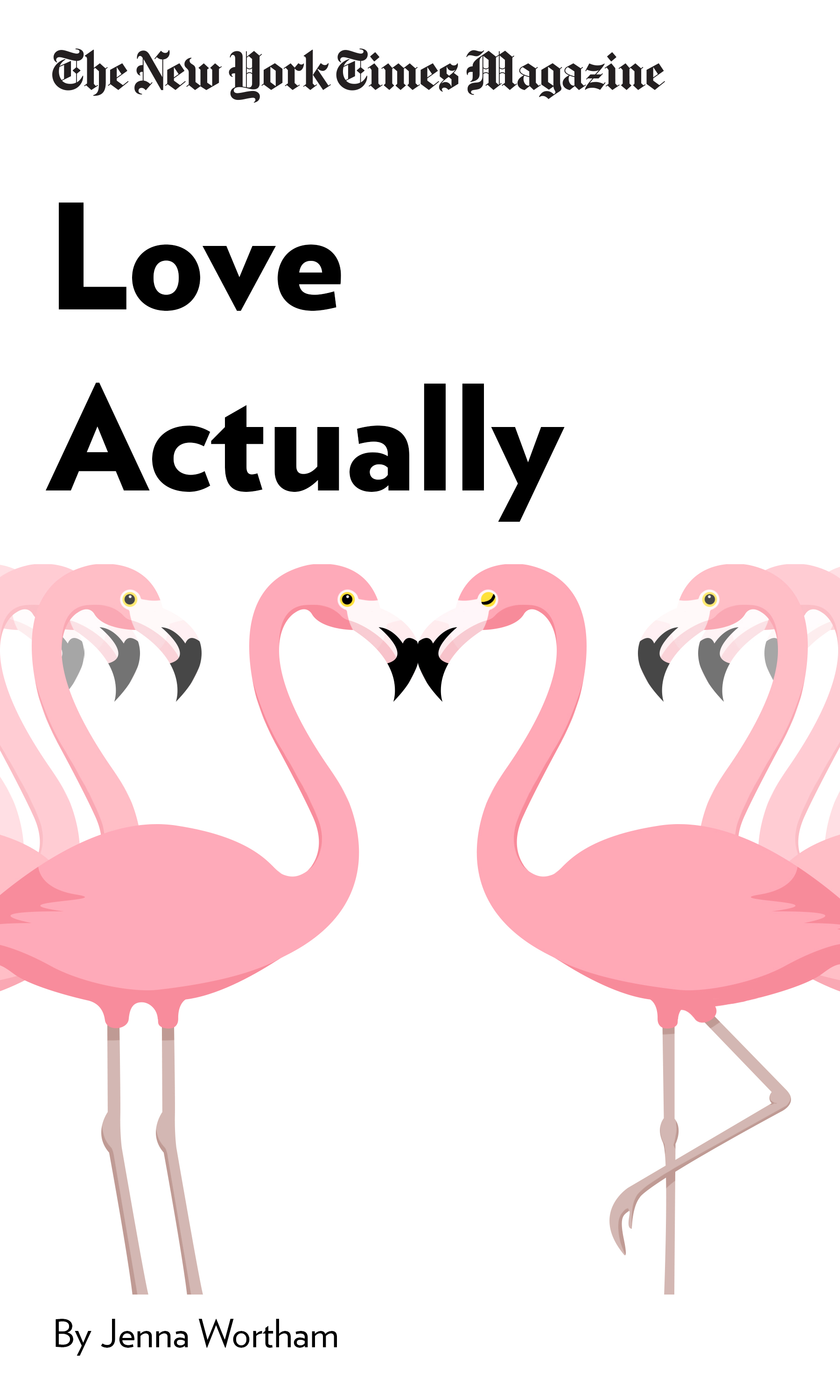 """Book Cover for """"Love Actually"""""""
