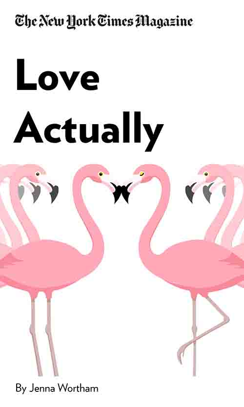 "Book Cover for ""Love Actually"""
