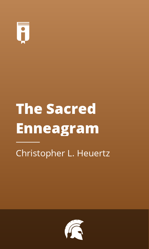 """Book Cover for """"The Sacred Enneagram"""""""