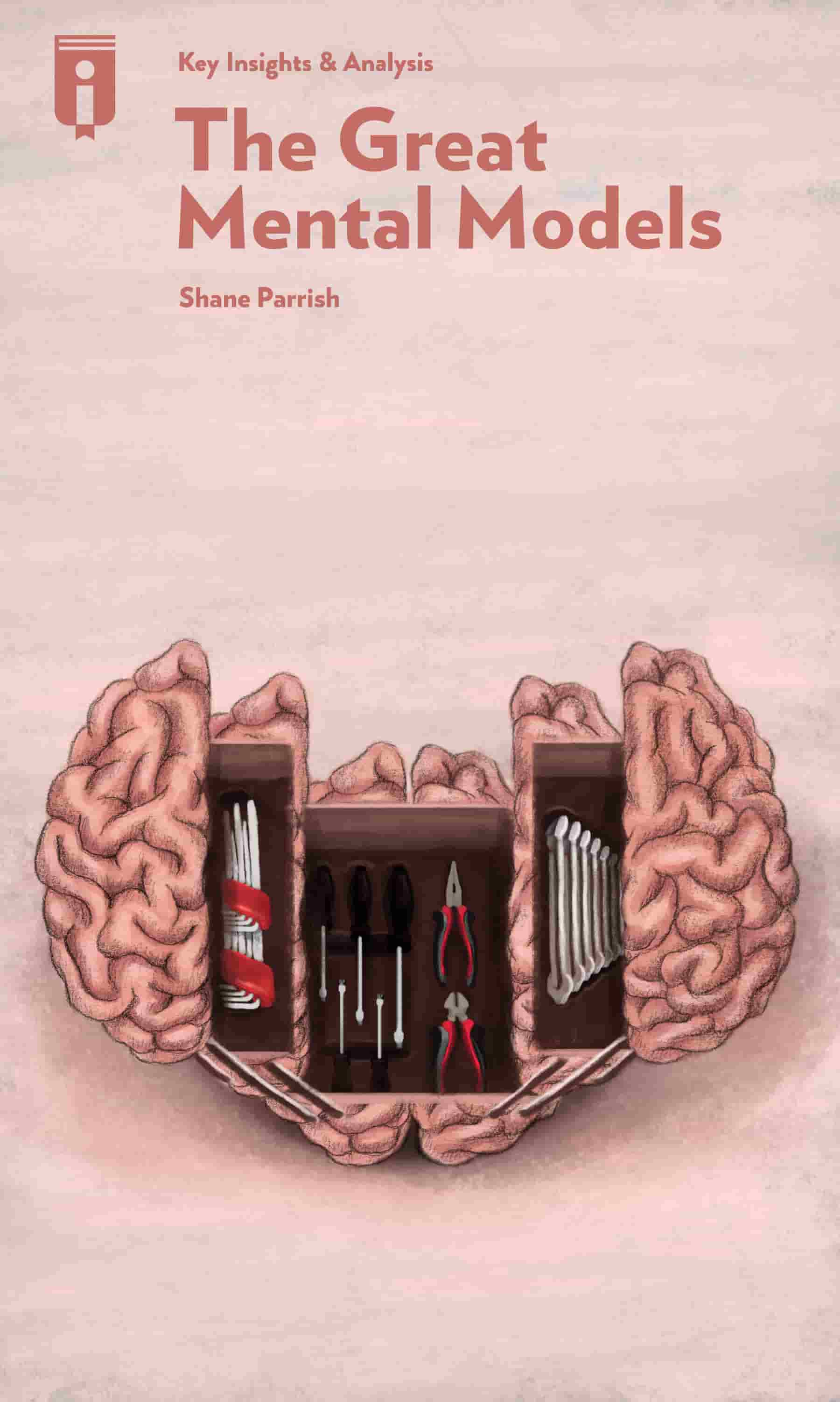 """Book Cover for """"The Great Mental Models"""""""