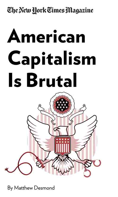 "Book Cover for ""American Capitalism Is Brutal. You Can Trace That to the Plantation"""