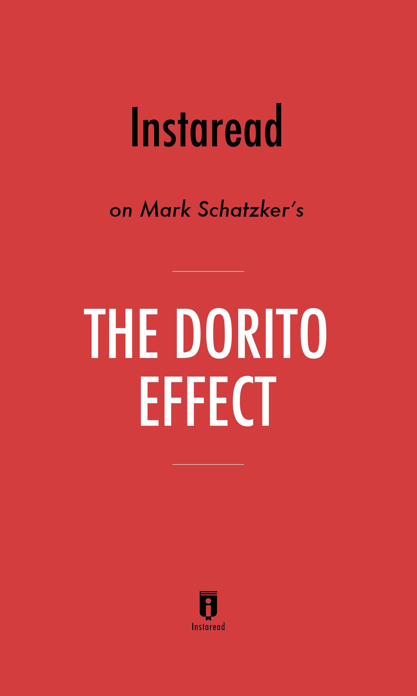 "Book Cover for ""The Dorito Effect"""