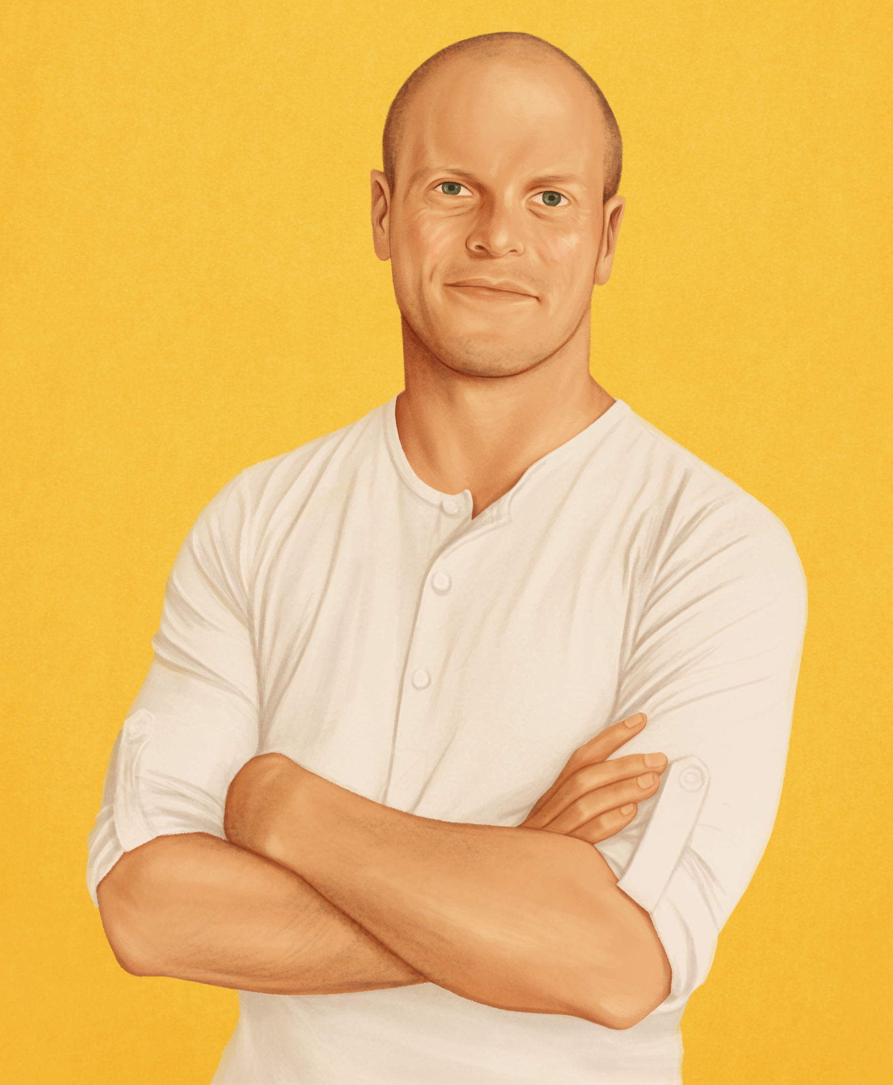 """Book Cover for """"Tim Ferriss"""""""