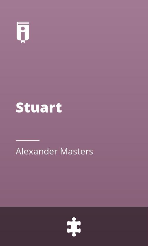 "Book Cover for ""Stuart"""