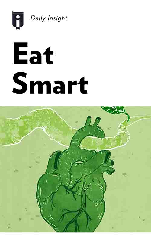 "Book Cover for ""Eat Smart"""