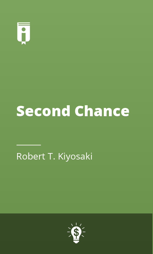 "Book Cover for ""Second Chance"""