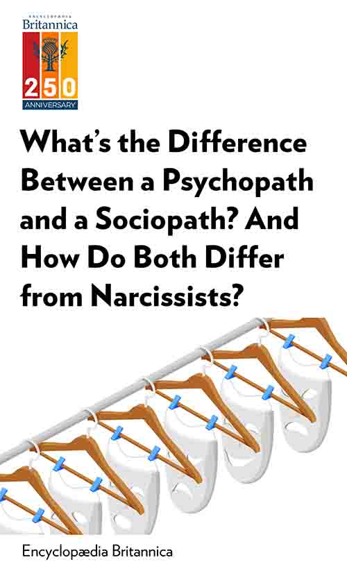 "Book Cover for ""What's the Difference Between a Psychopath and a Sociopath? And How Do Both Differ from Narcissists?"""