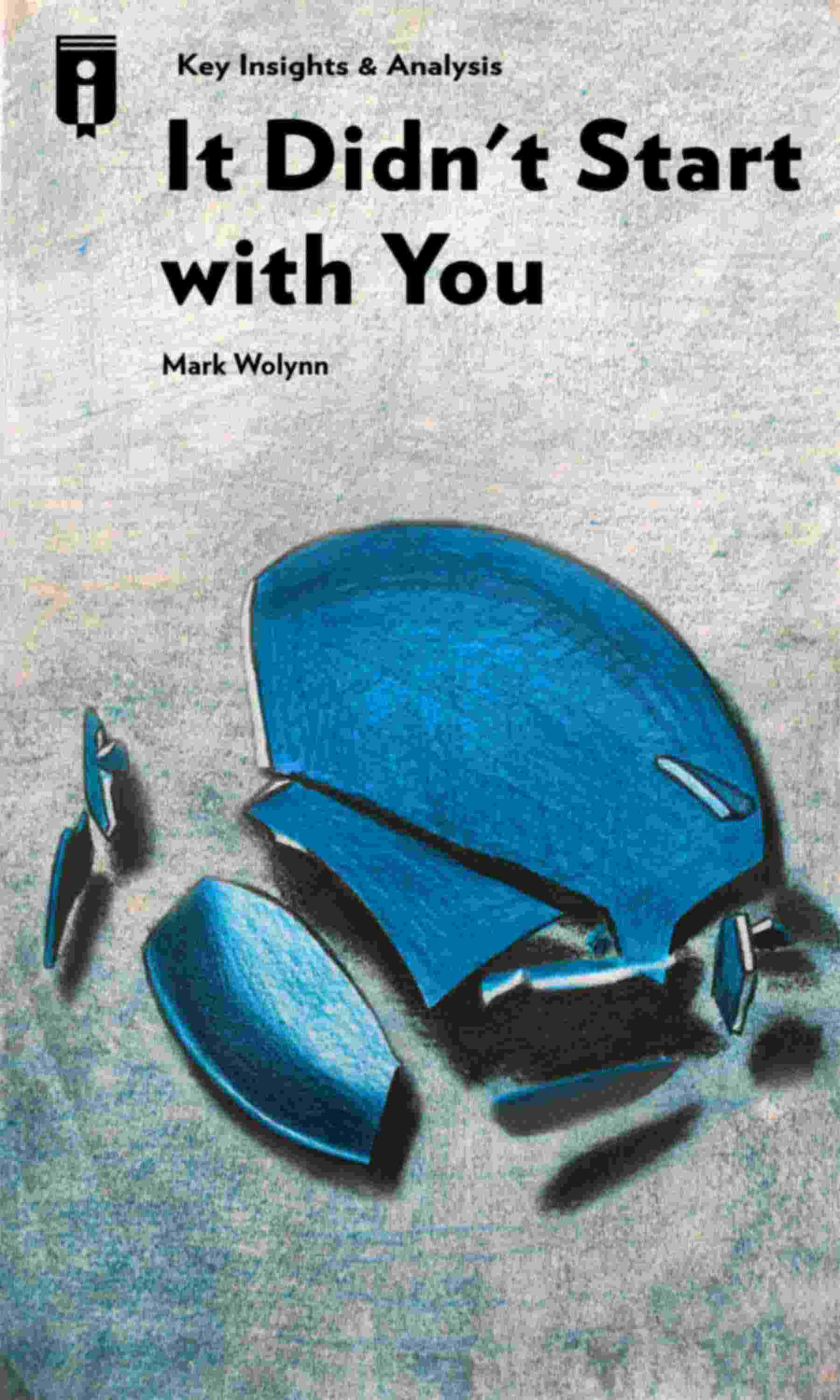 "Book Cover for ""It Didn't Start with You"""