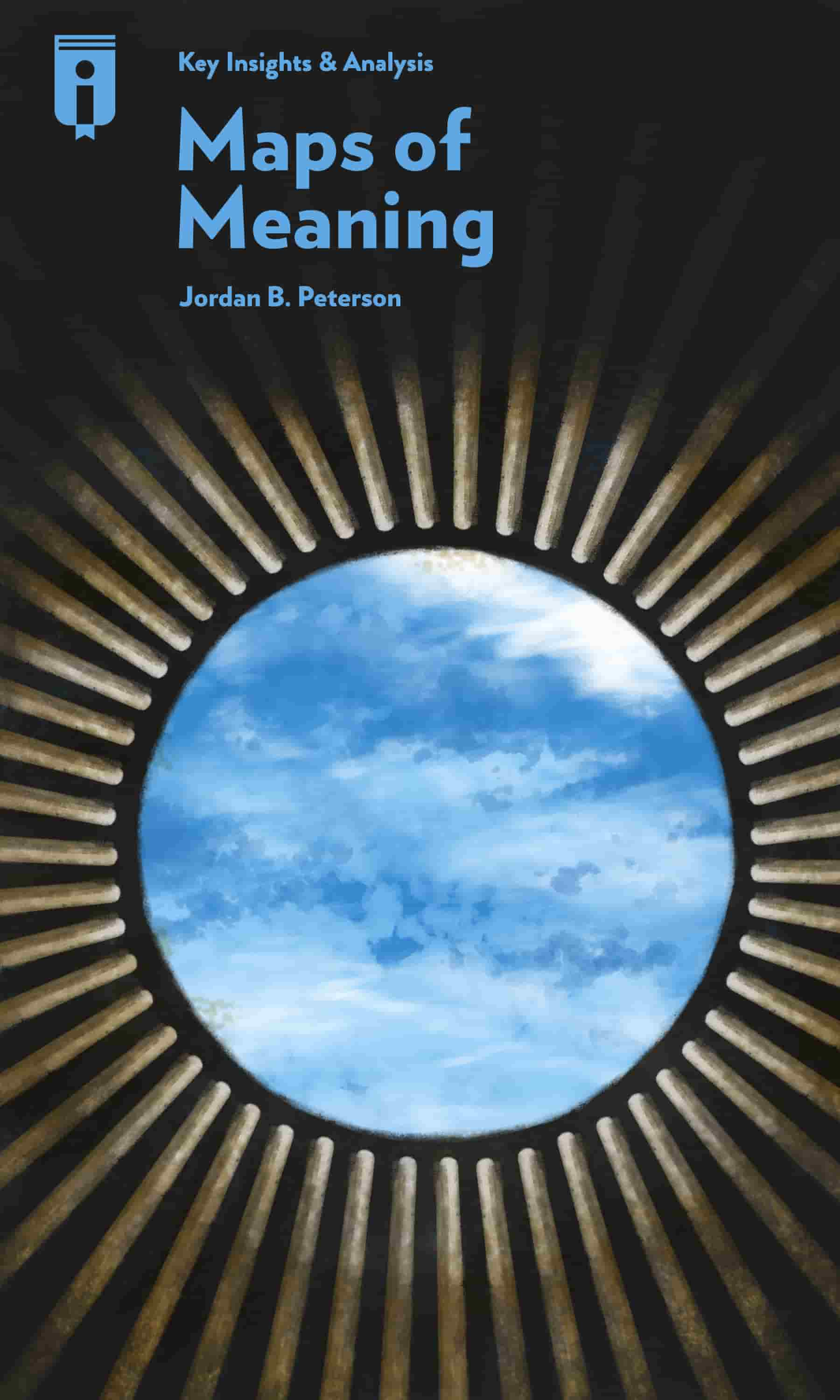 "Book Cover for ""Maps of Meaning"""