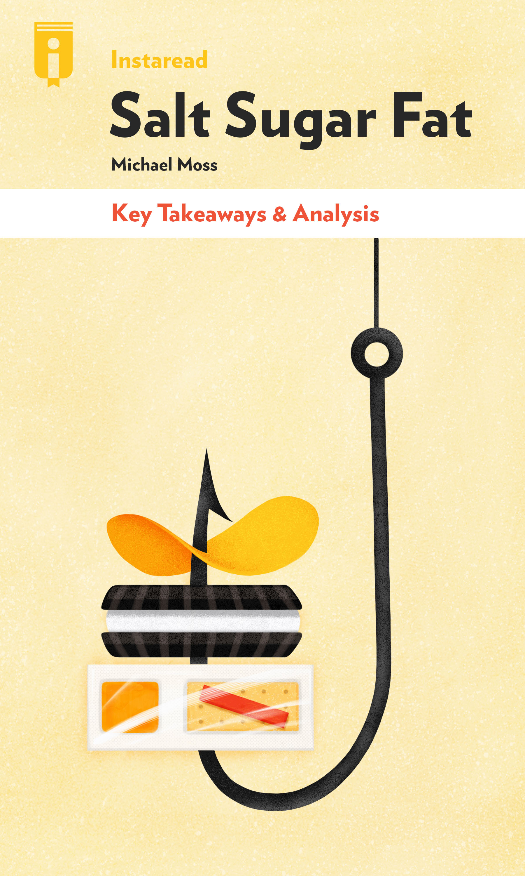 "Book Cover for ""Salt Sugar Fat"""