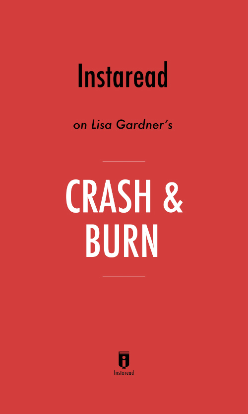 "Book Cover for ""Crash & Burn"""