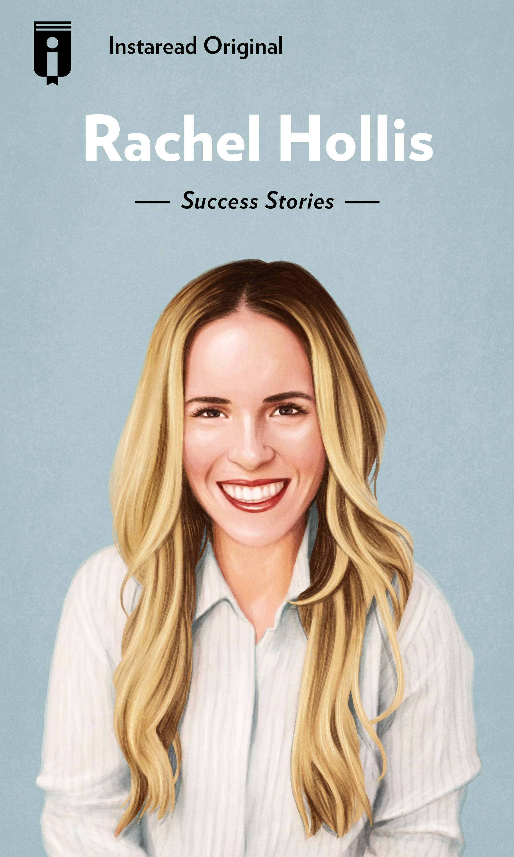 "Book Cover for ""Rachel Hollis"""