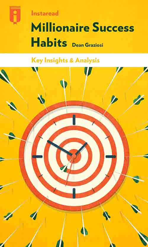 "Book Cover for ""Millionaire Success Habits"""