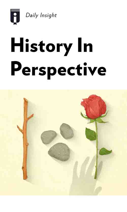 "Book Cover for ""History in Perspective"""