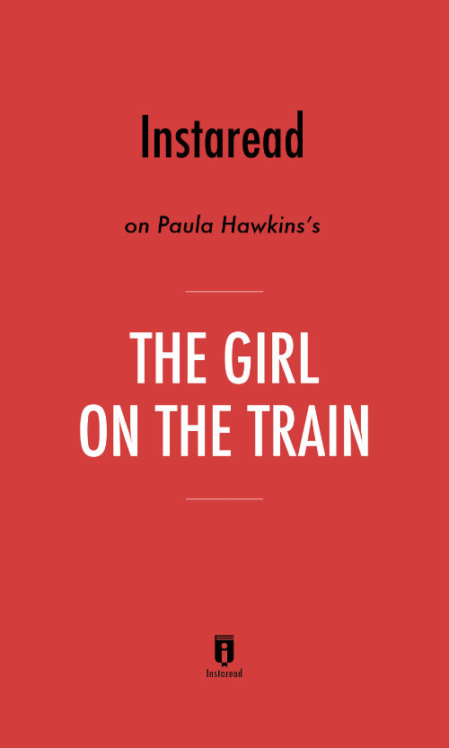 "Book Cover for ""The Girl on the Train"""