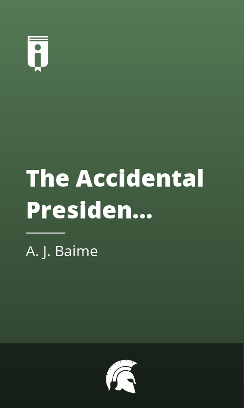 """Book Cover for """"The Accidental President: Harry S. Truman and the Four Months That Changed the World"""""""