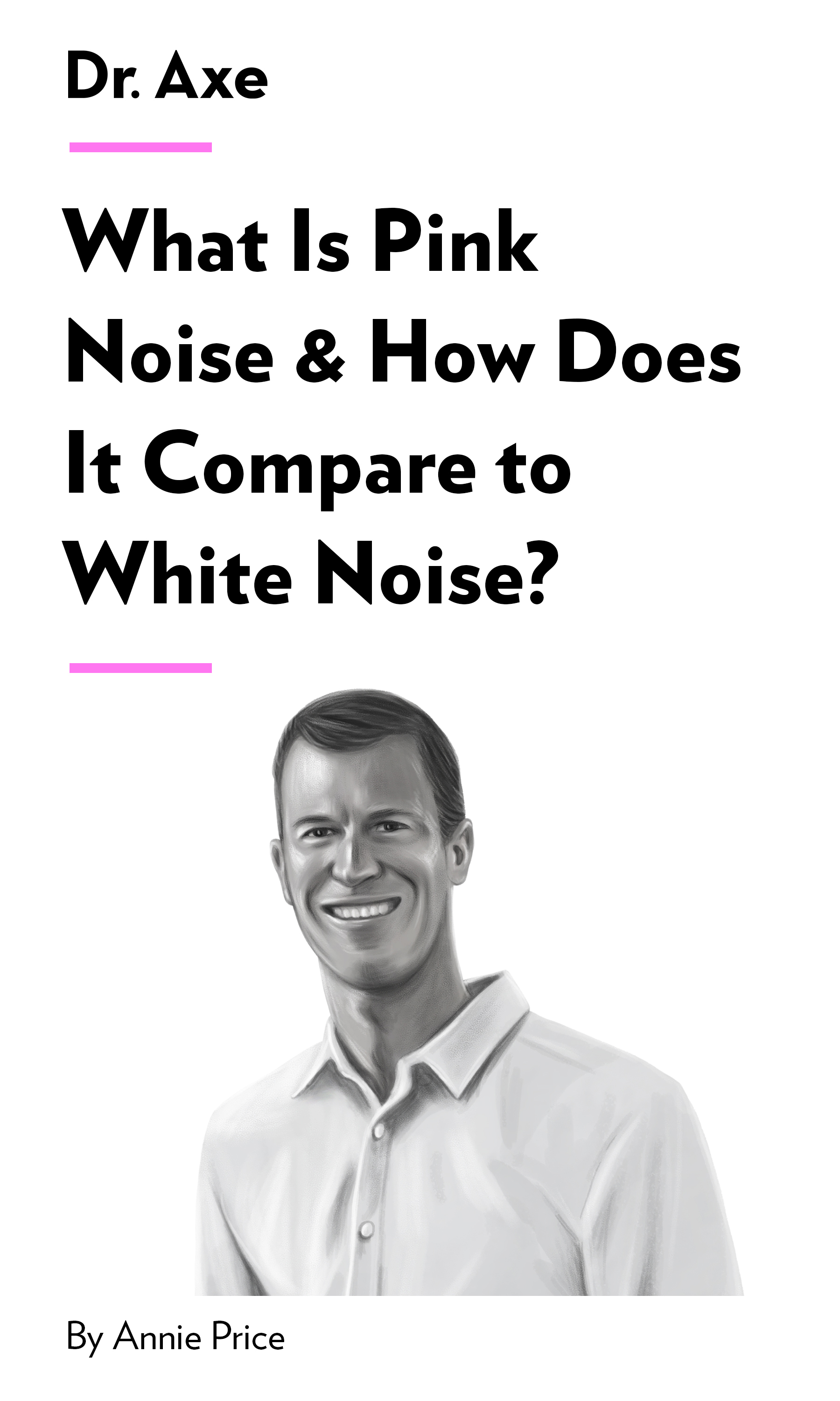 """Book Cover for """"What Is Pink Noise & How Does It Compare to White Noise?"""""""