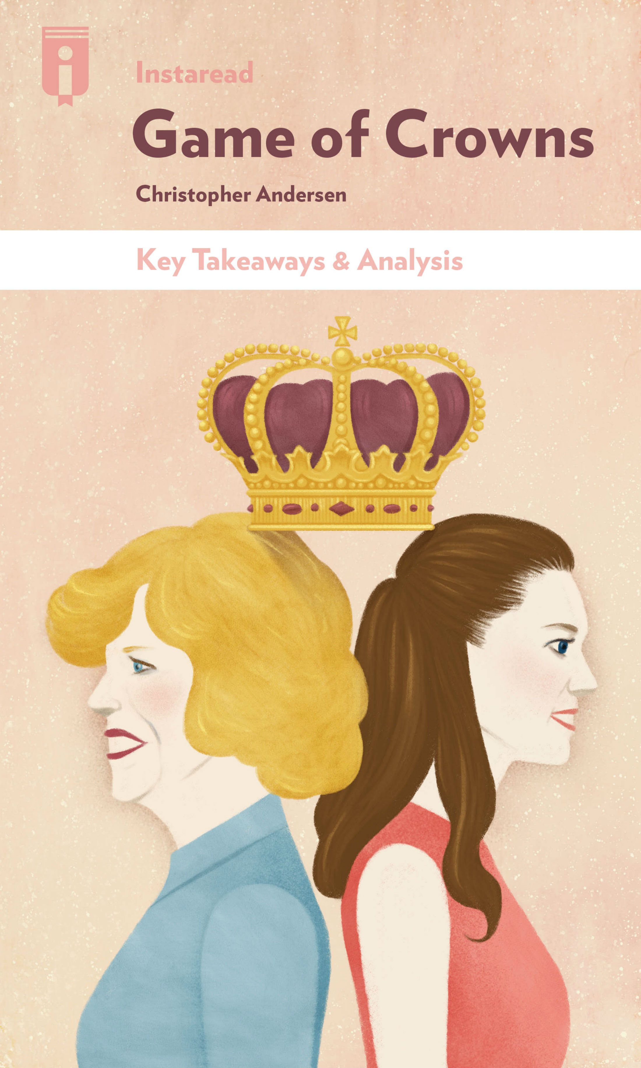 """Book Cover for """"Game of Crowns"""""""