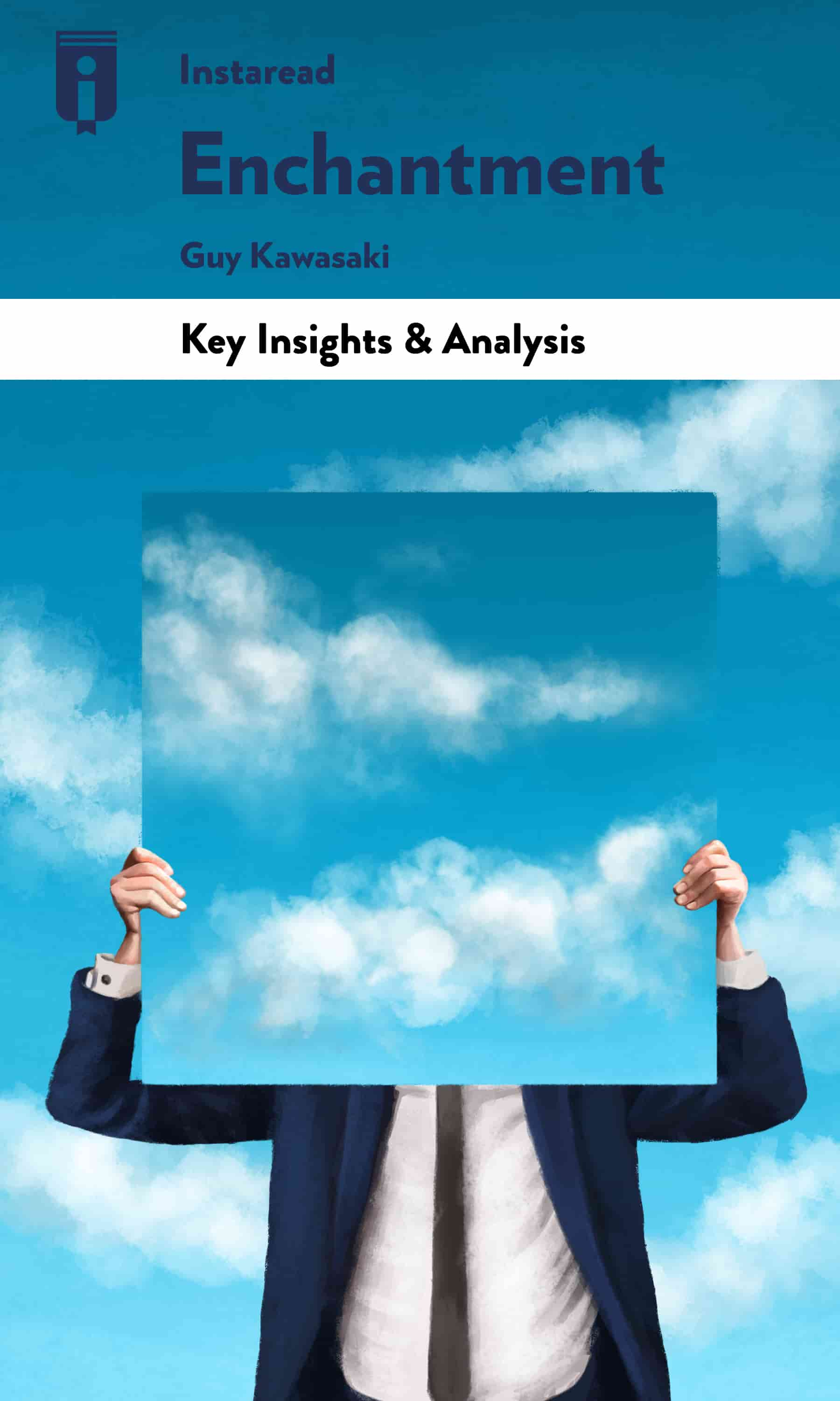 """Book Cover for """"Enchantment"""""""