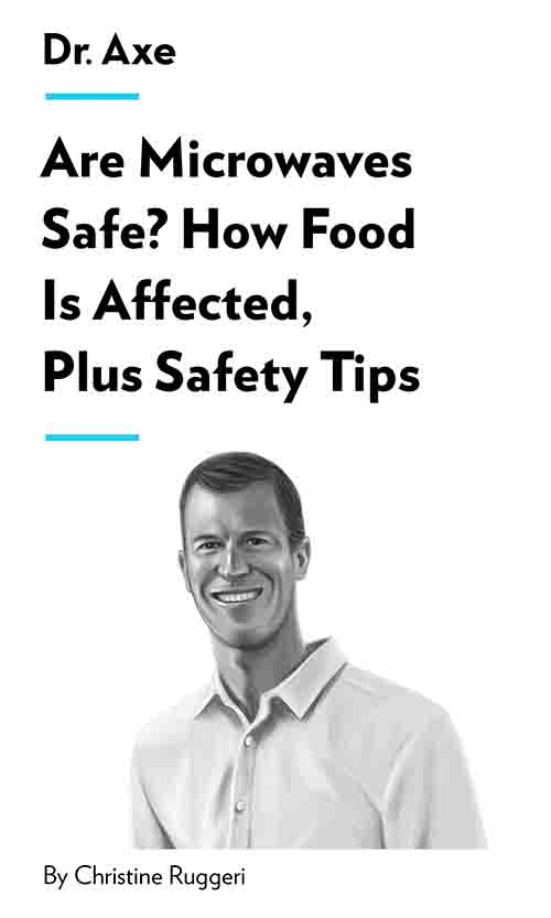 "Book Cover for ""Are Microwaves Safe? How Food Is Affected, Plus Safety Tips"""
