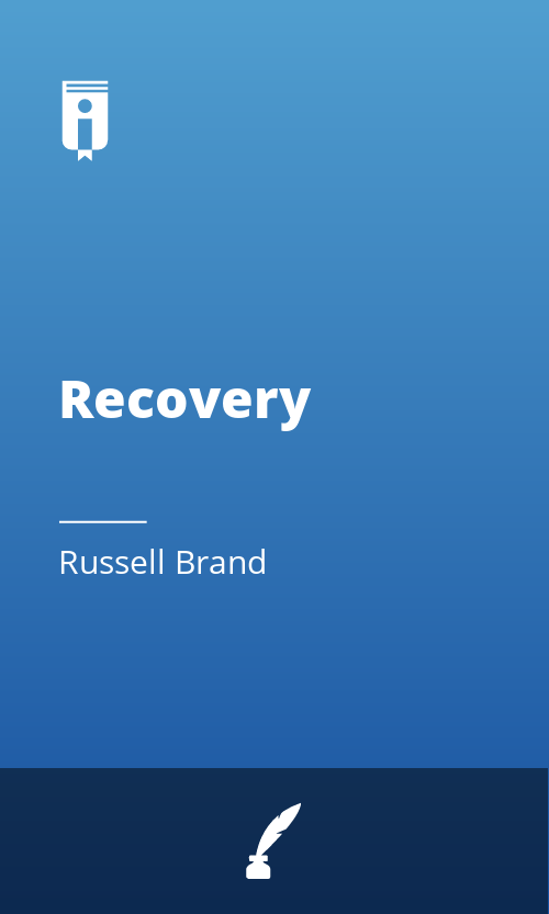 "Book Cover for ""Recovery"""