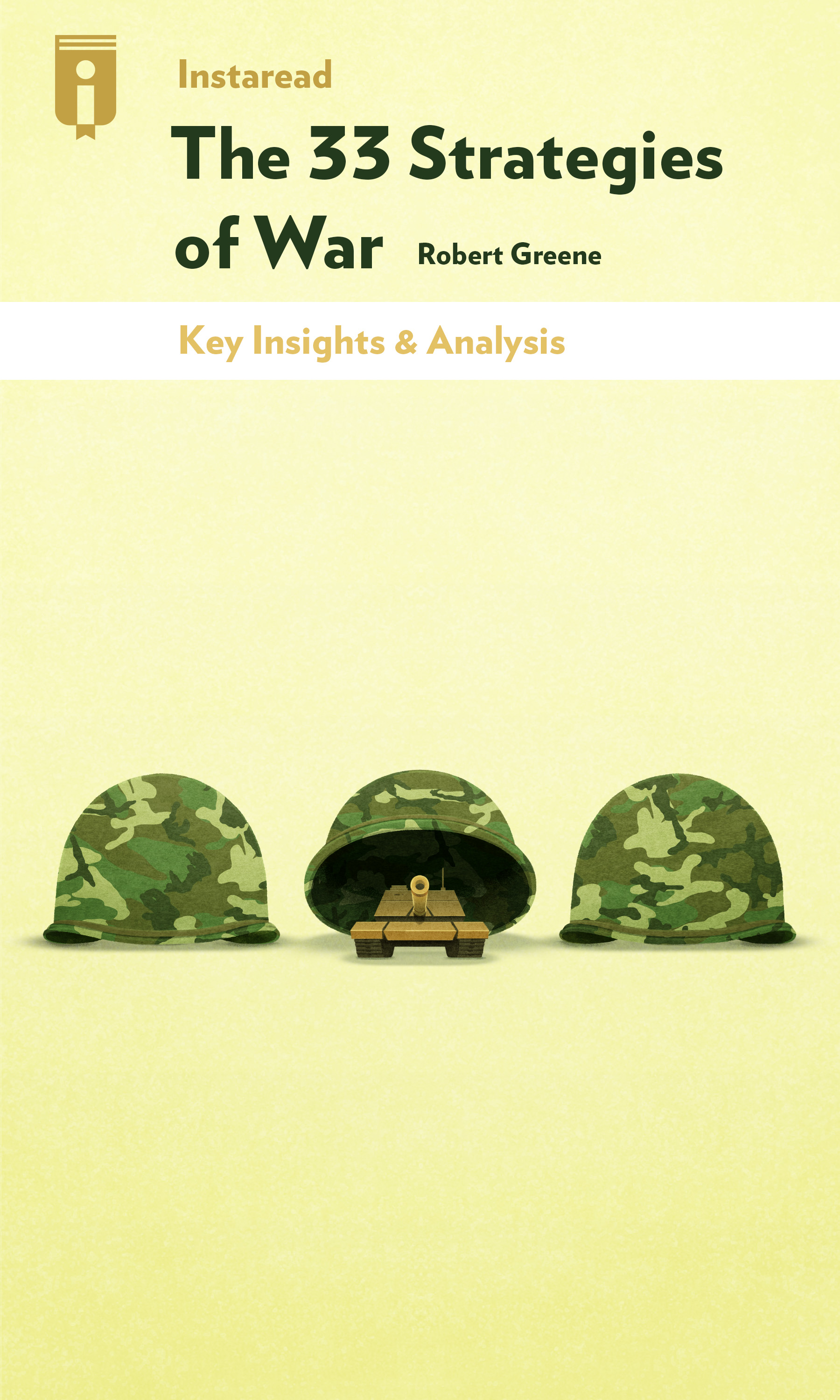 "Book Cover for ""The 33 Strategies of War"""
