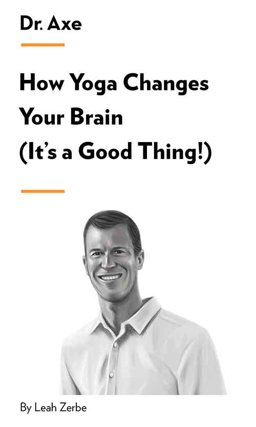 "Book Cover for ""How Yoga Changes Your Brain (It's a Good Thing!)"""