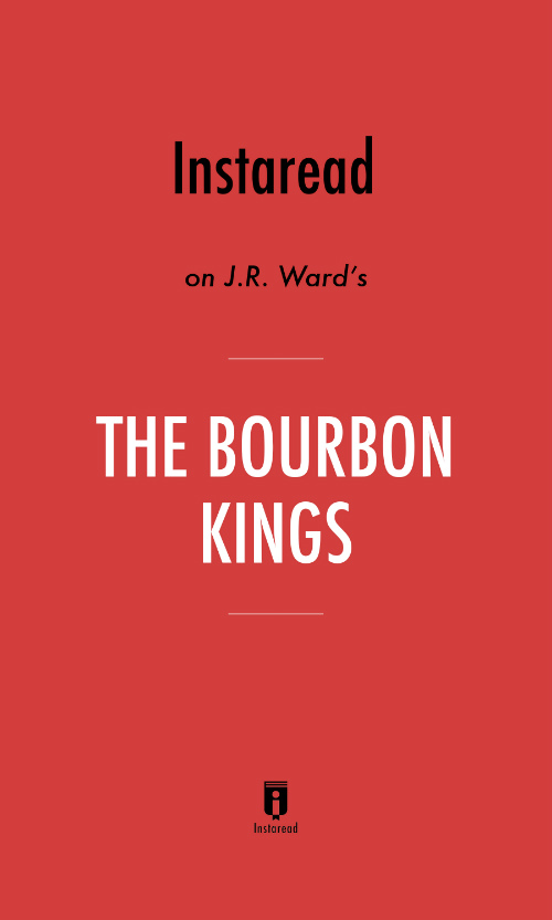 "Book Cover for ""The Bourbon Kings"""