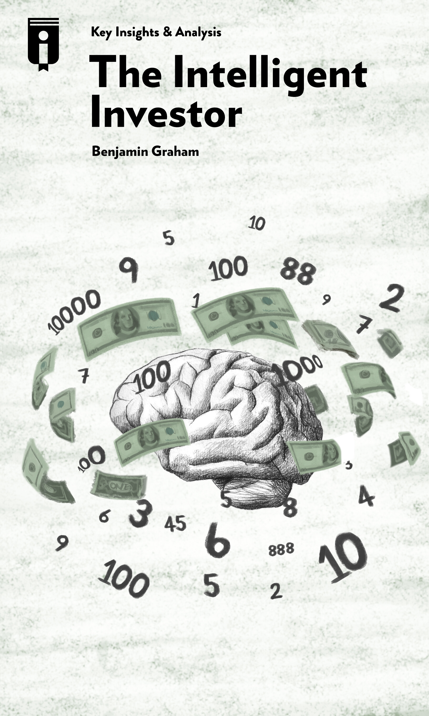 """Book Cover for """"The Intelligent Investor"""""""