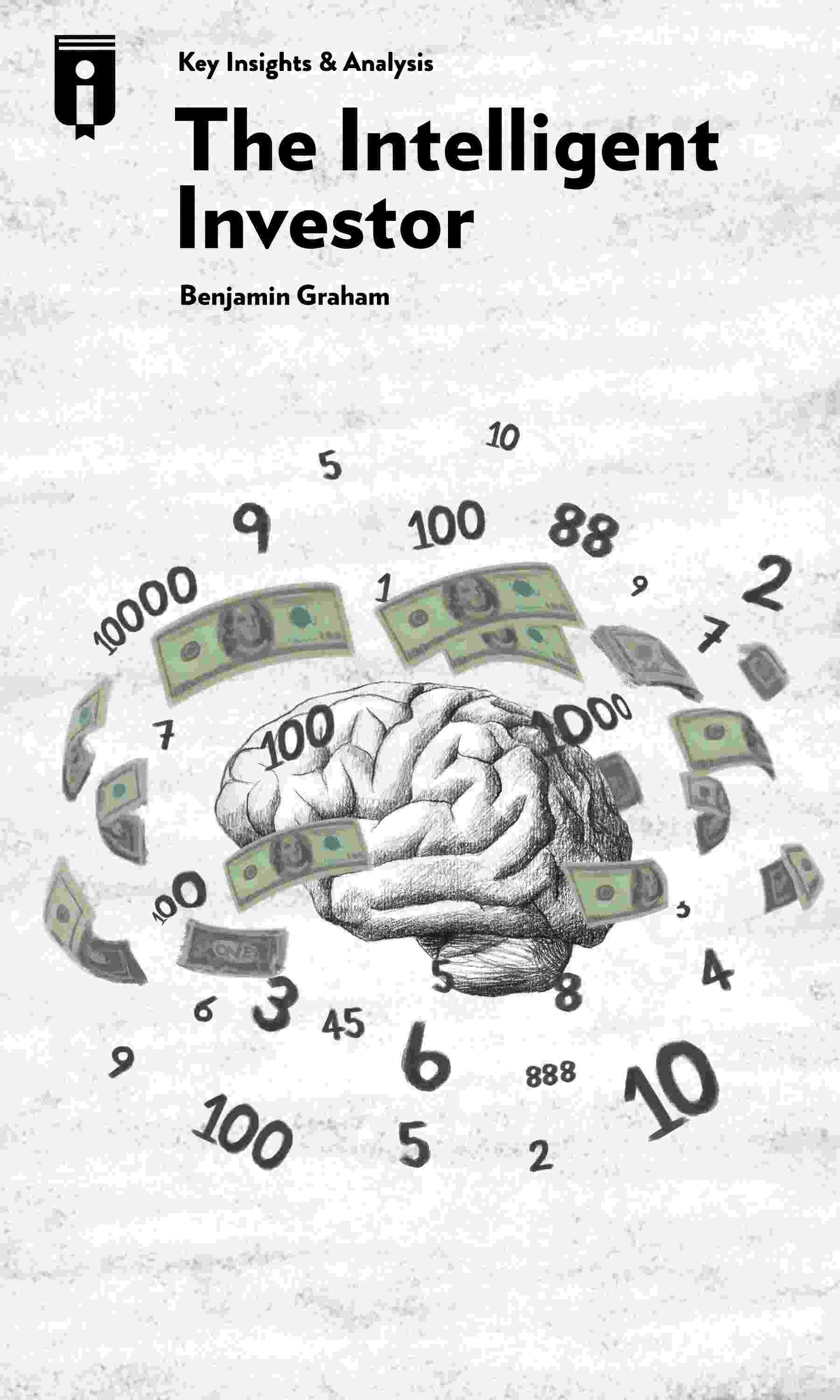 "Book Cover for ""The Intelligent Investor"""