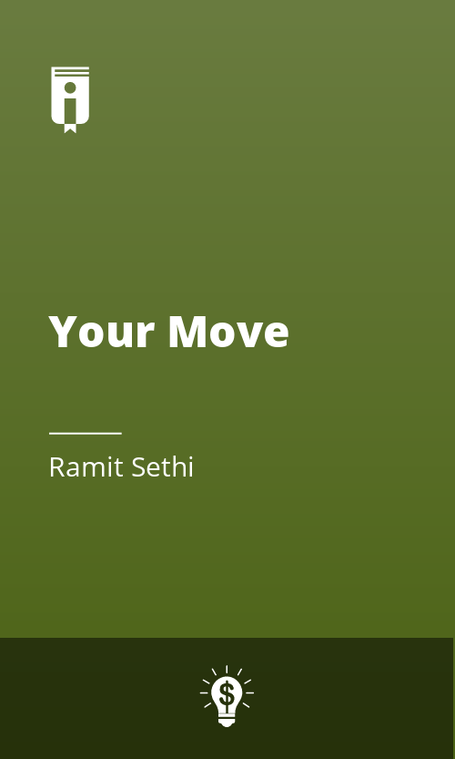"Book Cover for ""Your Move"""