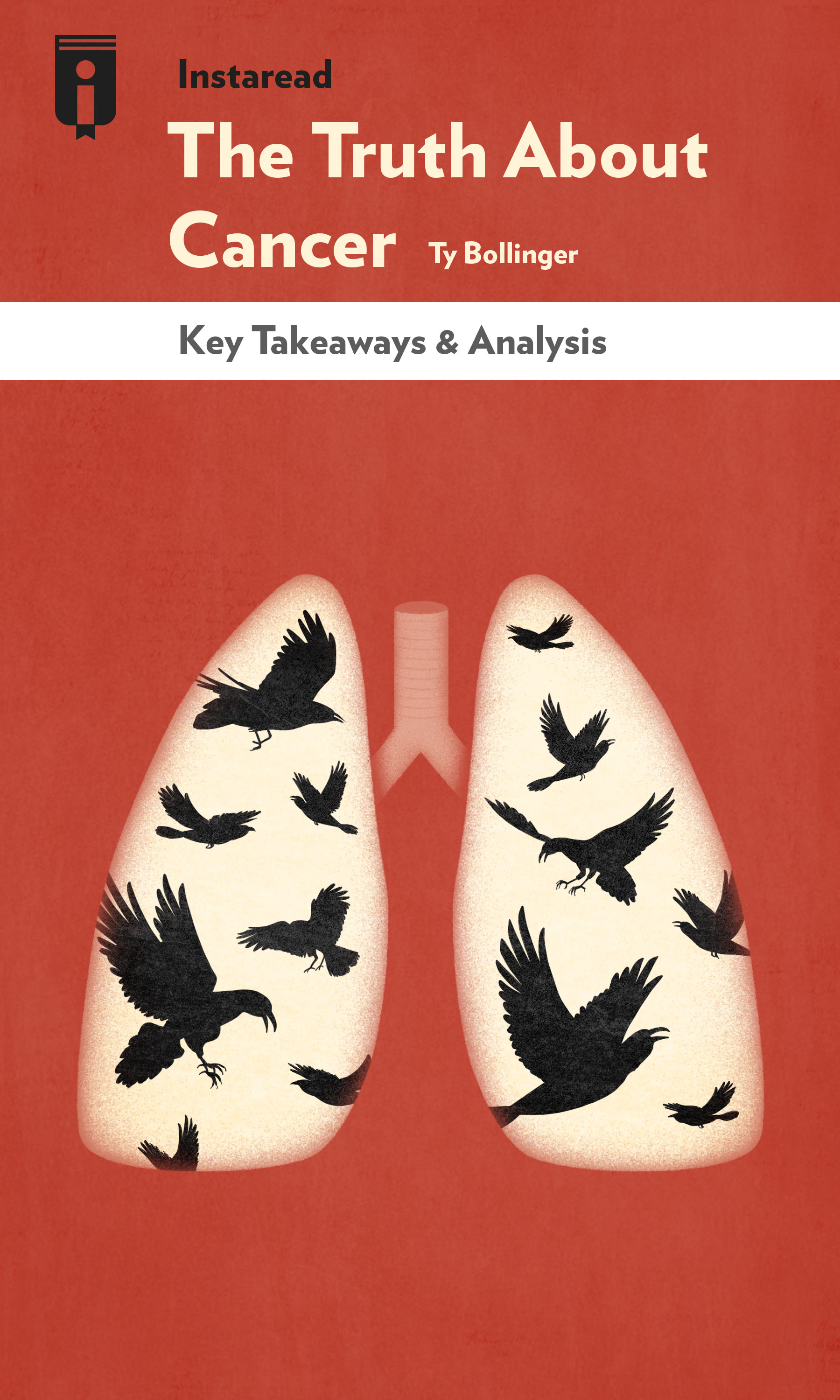 """Book Cover for """"The Truth About Cancer"""""""