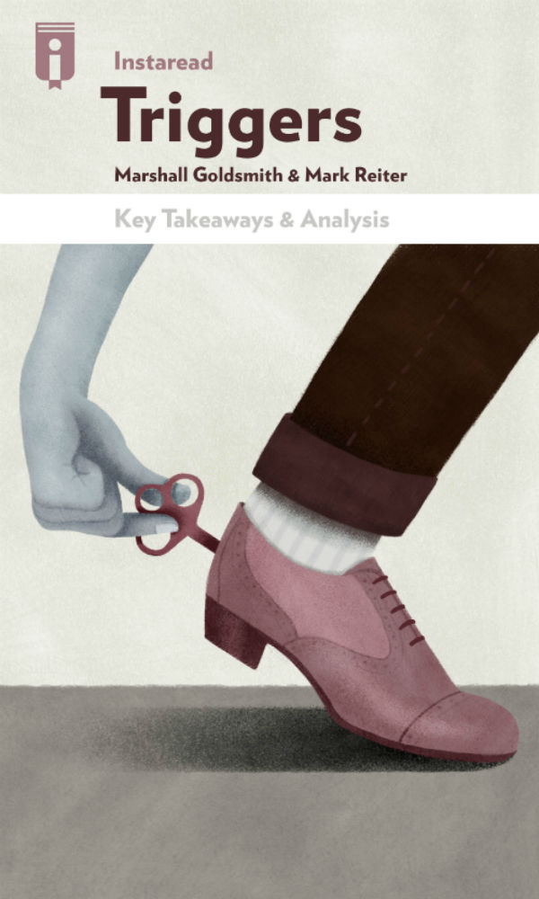 "Book Cover for ""Triggers"""