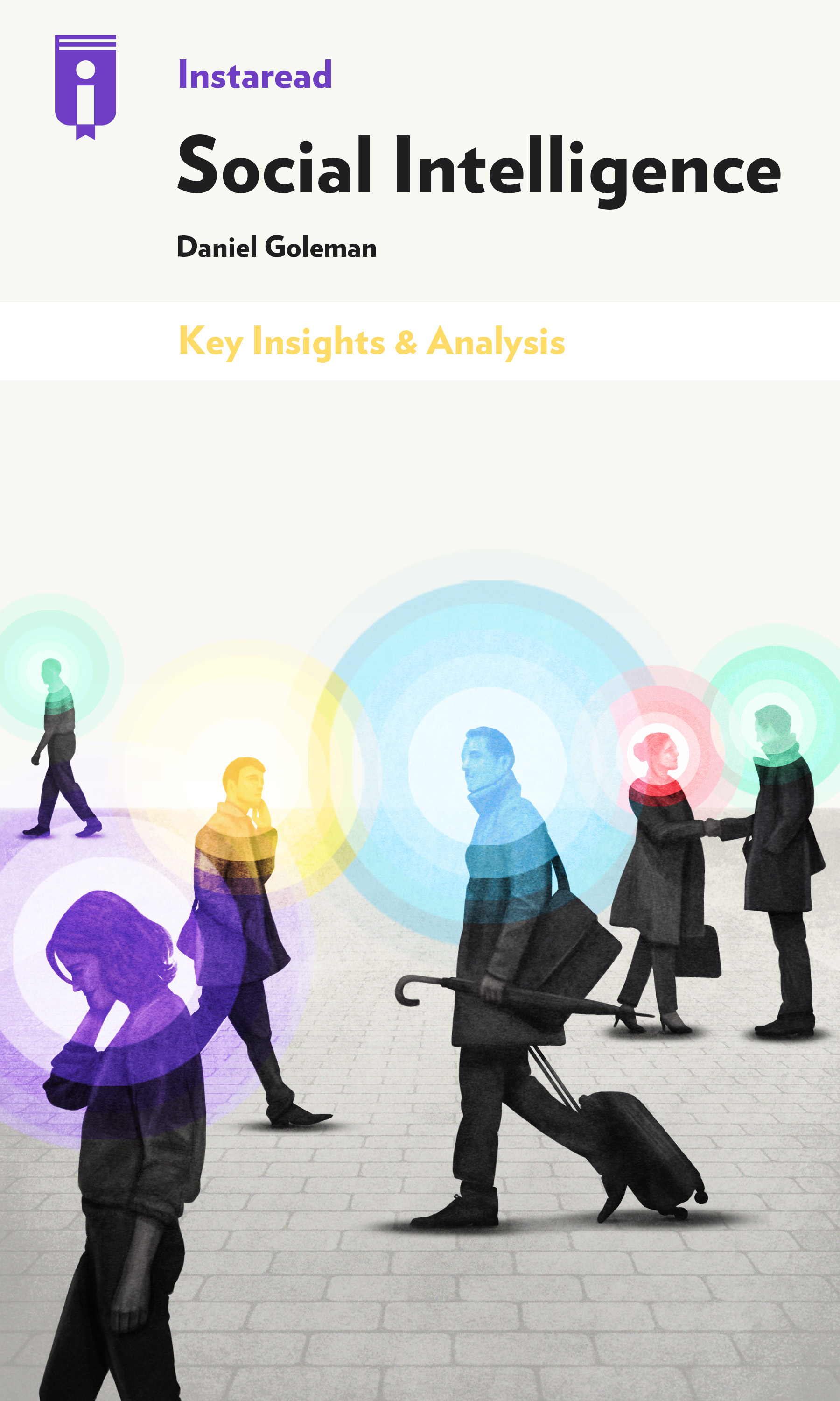 """Book Cover for """"Social Intelligence"""""""