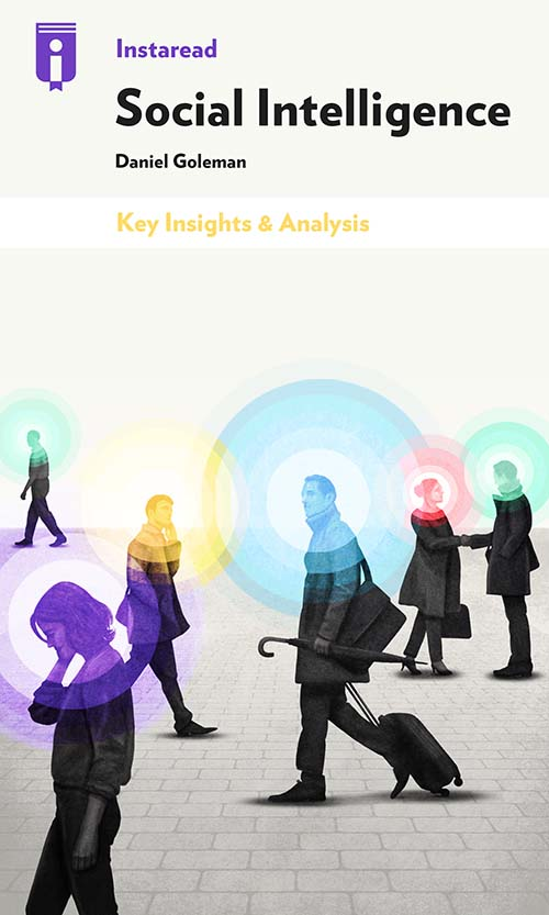 "Book Cover for ""Social Intelligence"""